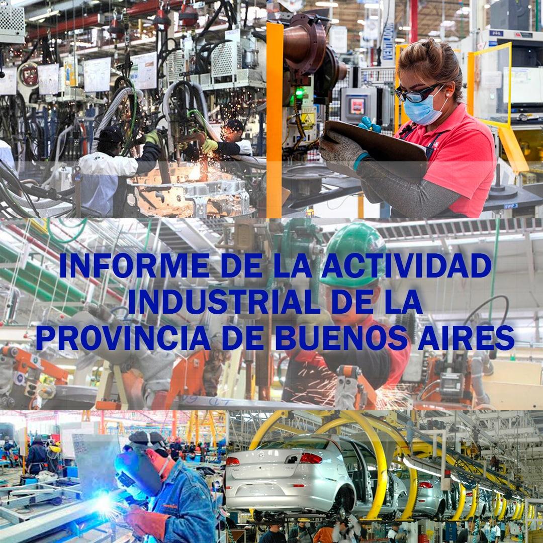 INFORME DE LA ACTIVIDAD INDUSTRIAL DE LA PROVINCIA DE BUENOS AIRES